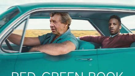 Lokomotiv parodió la película 'Green Book' con Jefferson Farfán