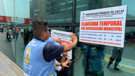 Municipalidad del Callao clausura temporalmente el aeropuerto Jorge Chávez
