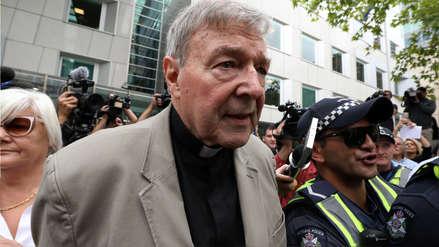 Cardenal del Vaticano fue declarado culpable por agresión sexual a menores