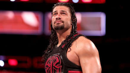 Roman Reigns regresará esta noche a Monday Night RAW