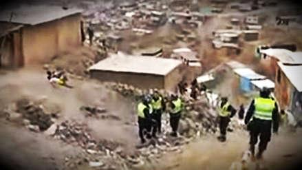 Mujer desaparecida hace tres meses fue encontrada muerta dentro de un cilindro en SJL