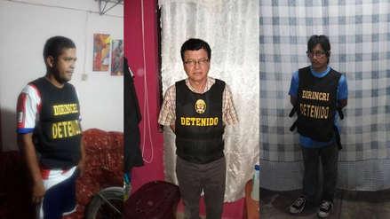 Desarticulan organización delictiva liderada por exalcalde de San Ignacio - Cajamarca