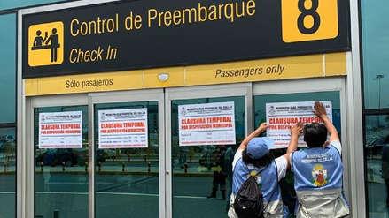 """LAP tras clausura temporal del aeropuerto Jorge Chávez: """"Es una acción arbitraria e ilegal"""""""