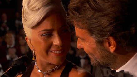Oscar 2019: Las intensas miradas entre Lady Gaga y Bradley Cooper durante su show en la gala