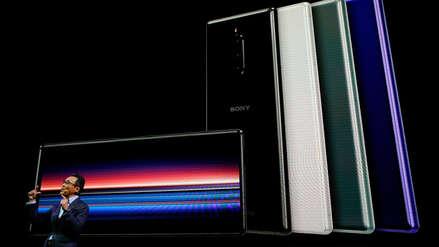 Sony redefine su división móvil con el Xperia 1