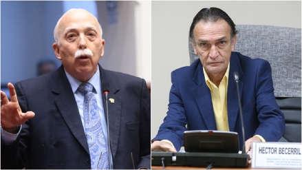 Carlos Tubino tras licencia de Héctor Becerril: