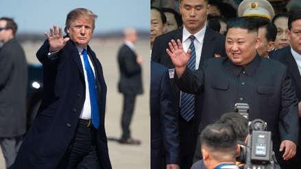La cumbre Donald Trump-Kim Jong-un comenzará con una cena este miércoles en Hanoi