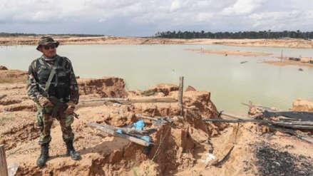 Minería ilegal: La Pampa es también el Perú