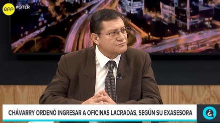 Fiscal Jorge Chávez: Ministerio Público sufrió