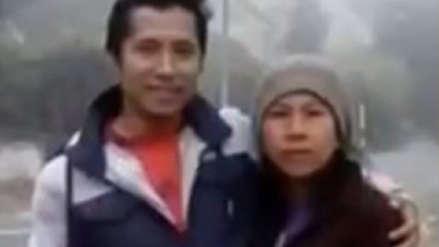 Hermano de mujer encontrada en un cilindro señaló que su pareja le había prohibido verse con su familia
