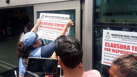 Jorge Chávez   Municipalidad del Callao: No porque sea una empresa grande dejaremos de cumplir nuestras funciones