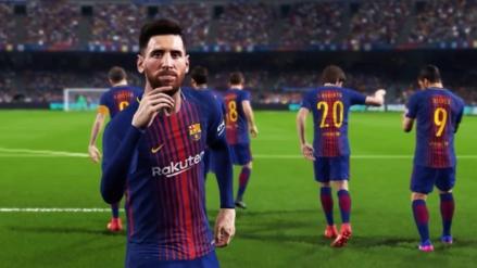 Real Madrid vs Barcelona | PES 2019 | Así se jugó la simulación del Clásico Español