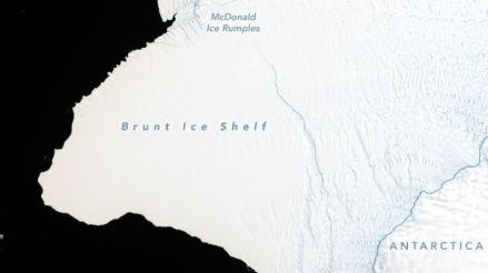 La Antártida perderá un bloque de hielo dos veces el tamaño de Nueva York