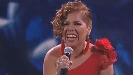 Viña del Mar 2019: Revive la impresionante interpretación de Susan Ochoa en el festival [VIDEO]
