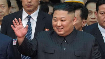 Kim Jong-un llegó a Hanoi para una visita de Estado previa a su cumbre con Donald Trump