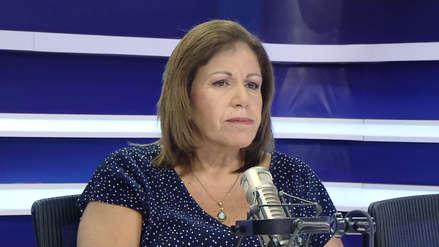 Lourdes Flores confirmó que se reunió en su casa con Jorge Barata y Raymundo Trindade Serra en el 2010
