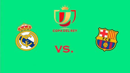 Real Madrid vs. Barcelona: los duelos que veremos en el clásico por la semifinal de la Copa del Rey