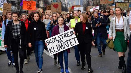 ¿Cómo logró una adolescente de 16 años movilizar a cientos de personas contra el cambio climático?