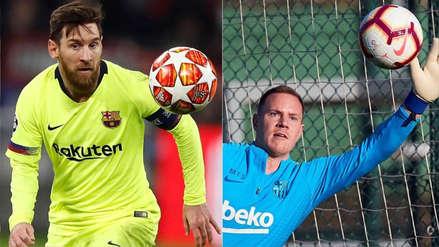 Real Madrid vs. Barcelona: Lionel Messi y el once azulgrana confirmado en la Copa del Rey