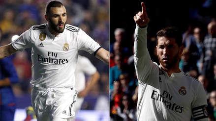 Real Madrid vs. Barcelona: el once merengue confirmado para la Copa del Rey