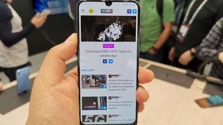 Samsung renueva su gama media con los Galaxy A30 y A50