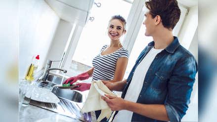 Cinco consejos prácticos para repartir las tareas en el hogar