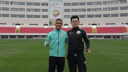 Roberto Siucho jugará en el Shanghai Shenxin de la Segunda División de China