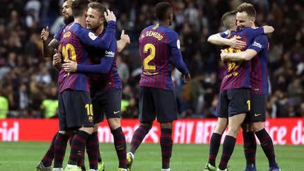 Real Madrid se quedó con las manos vacías: cayó 3- 0 ante Barcelona por la semifinal de la Copa del Rey