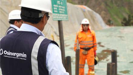 Osinergmin supervisa infraestructura minera ante lluvias y huaicos