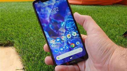 Review | Nokia 5.1 Plus: un diseño que destaca en la gama media... la cámara no tanto