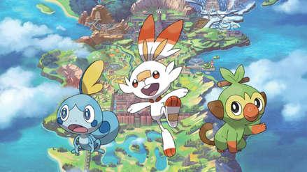 Nintendo presenta Pokémon Sword y Pokémon Shield, la nueva generación del videojuego