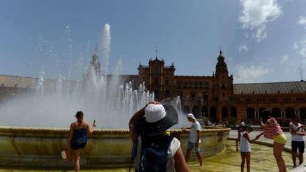 Bélgica rompió su récord histórico de calor en febrero