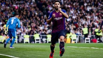 Barcelona goleó al Real Madrid y es finalista de la Copa del Rey