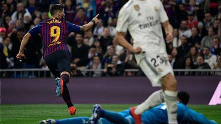 La gran combinación entre Dembélé y Luis Suárez para el gol del Barcelona