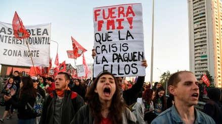La economía argentina cae un 2,6 % en 2018, uno de los peores datos en años