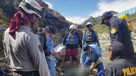 Policía halló un cadáver en río Velille donde 11 personas están desaparecidas