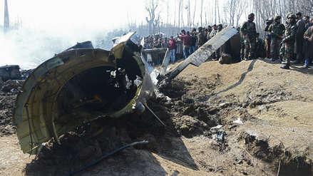 Pakistán anuncia el derribo de dos aviones indios en su espacio aéreo en medio de escalada de tensiones