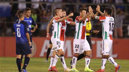 Palestino eliminó a Talleres de Miguel Araujo y se metió al grupo de Alianza Lima en la Copa Libertadores 2019