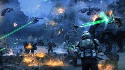 El próximo videojuego de Star Wars será mostrado por primera vez en abril