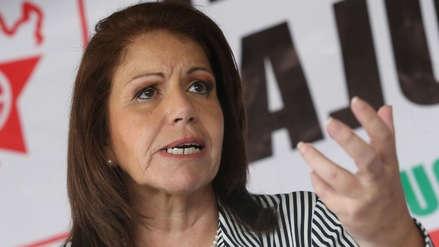 Fiscalía citó a Lourdes Flores para declarar y evalúa abrirle investigación por aportes a su campaña