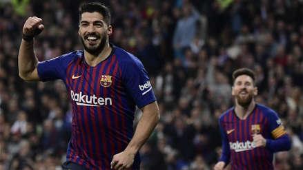 Real Madrid vs. Barcelona: Luis Suárez destrozó las ilusiones merengues en el Santiago Bernabéu