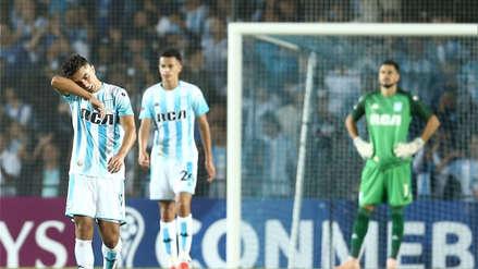 Racing perdió 5-4 en penales ante Corinthians y fue eliminado de la Copa Sudamericana
