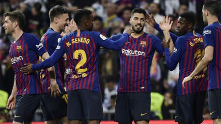 Barcelona goleó 3-0 a Real Madrid y clasificó a la final de la Copa del Rey 2019