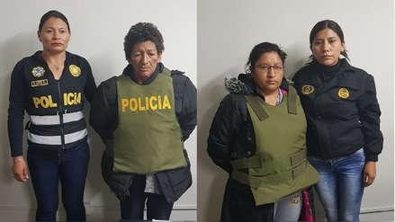 Arequipa | Detienen a dos mujeres que captaban personas para explotarlas en Brasil