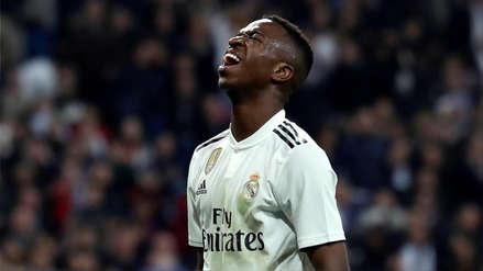 Real Madrid vs. Barcelona: Vinicius Junior hizo un mea culpa tras la derrota en Copa del Rey