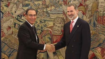 Martín Vizcarra adelantará su regreso a Lima desde España para este viernes