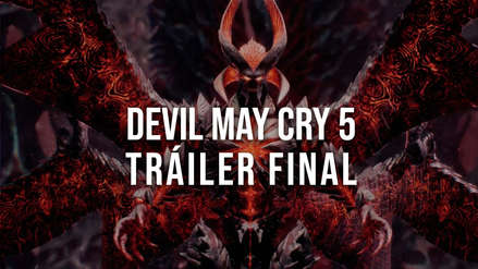 Vergil regresa en el impresionante tráiler final de Devil May Cry 5