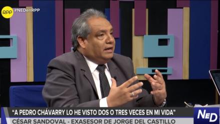 Exasesor de Jorge del Castillo niega haber participado en deslacrado de oficina en la Fiscalía