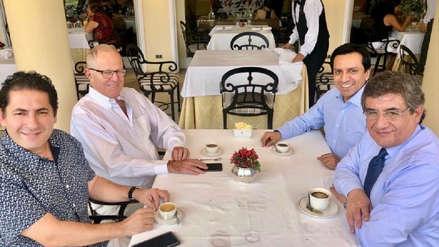 Juan Sheput sobre reunión de congresistas con PPK:
