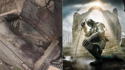 Ladrones decapitaron la momia de 800 años de un caballero de las Cruzadas y se robaron su cabeza